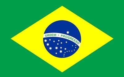 Бразилия - флаг